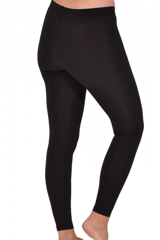 Travelstof legging van Triple Nine zwart