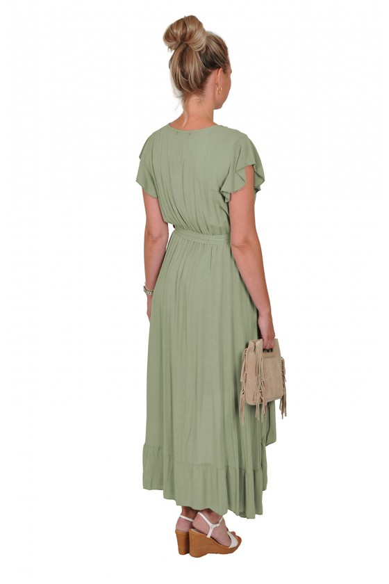 Boho stijl jurk van Savinni army